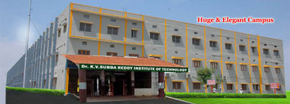 Dr. K.V. Subba Reddy Institute of Technology