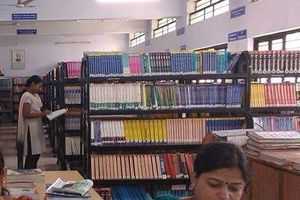 ACE Hosur - Library