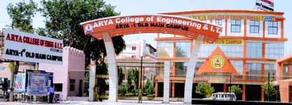 Arya College of Engineering & I.T.