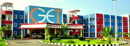 SRI GANESH COLLEGE OF ENGINEERING AND TECHNOLOGY