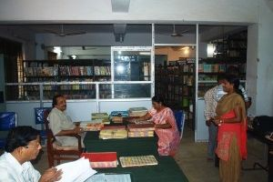 MPC AUTONOMOUS COLLEGE - Library