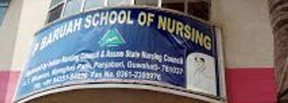 P Baruah School of Nursing