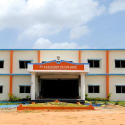 P V Ram reddy PG College