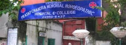Pratap Chandra Memorial Homoeopathic Hospital & College