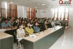 QGI Punjab - Classroom
