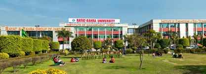 University School of Pharmaceutical Sciences - Rayat Bahra University