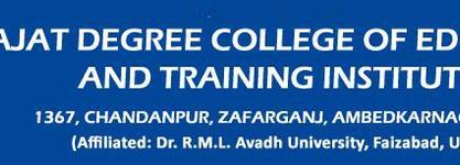 Rajat Degree College of Education & Training Institute
