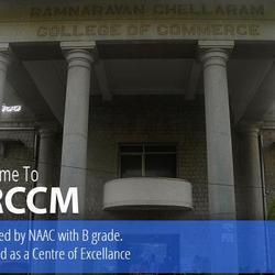 Government Ramanarayana Chellaram College of Commerce & Management