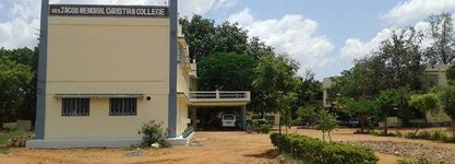 rev.jacob memorial christian college