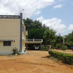 rev.jacob memorial christian college