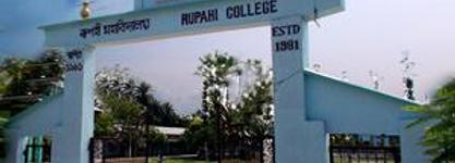 Rupahi College