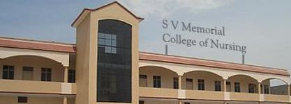 S.V. Memorial College Of Nursing