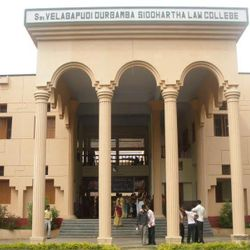 Smt. Velagapudi Durgamba Siddhartha Law College