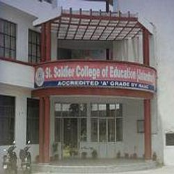 St. Soldier College of Education