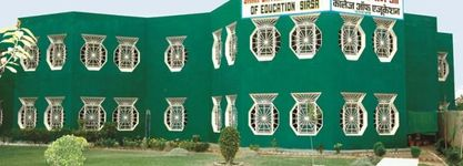 Shah Satnam Ji College of Education