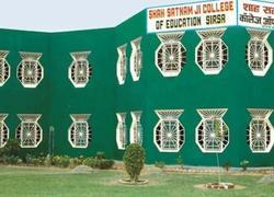 Shah Satnam Ji College of Education