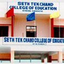 Seth Tek Chand College of Education