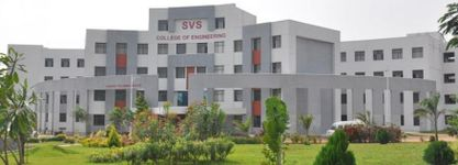 SVS College of Engineering