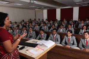 SU Nashik - Classroom