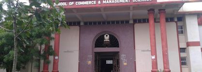 School of Commerce & Management Sciences