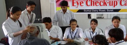 Shree Bharatimaiya College Of Optometry & Physiotherapy