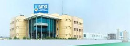 Shree Satya Group of Institutions