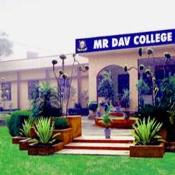 M.R. DAV College of Education