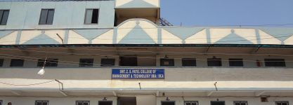 Smt. Z.S. Patel College of Management & Technology