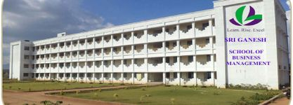 Sri Ganesh School of Business management