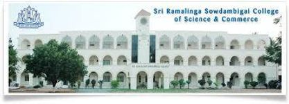 Sri Ramalinga Sowdambigai College Of Science And Commerce