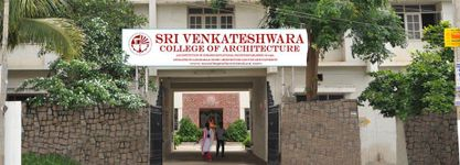 Sri Venkateswara College of Architecture