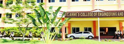 St.Anne's College of Engineering and Technology