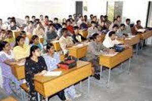 VJIM, Hyderabad - Classroom