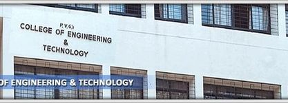 PVG s College of Engineering and Technology