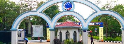 B. S. Abdur Rahman University