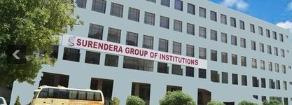 SURENDERA GROUP OF INSTITUTIONS