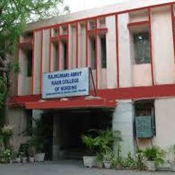 Rajkumari Amrit Kaur College of Nursing