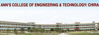 St. Anne's College of Engineering and Technology