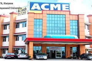 ACME - Banner