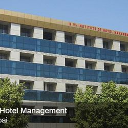 Bharati Vidyapeeth  College of Hotel and Tourism Management Studies