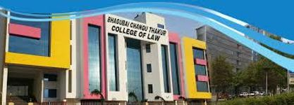 Bhagubai Changu Thakur College Of Law
