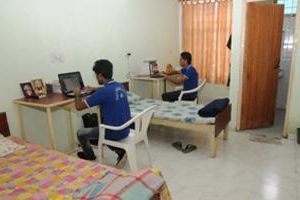 DBS Dehradun - Hostel