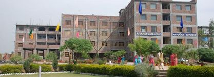 Anand College of Nursing for Women