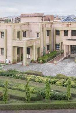 NLU DELHI - Infra