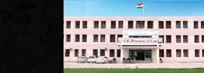 Chhotu Ram Institute of Law