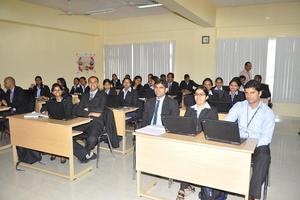 IIHMR BANGALORE - Classroom