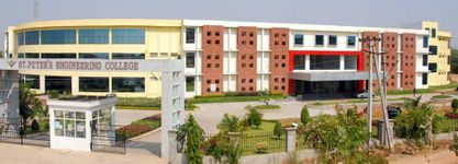 St. Peter's Engineering College