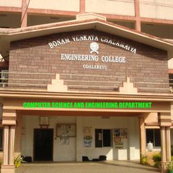 Bonam Venkata Chalamayya Engineering College