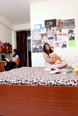 - Hostel