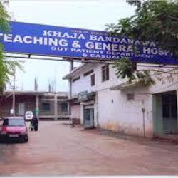 Khaja Bandanawaz School and College of Nursing